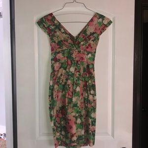 🌸 Talbots Floral Dress 🌸